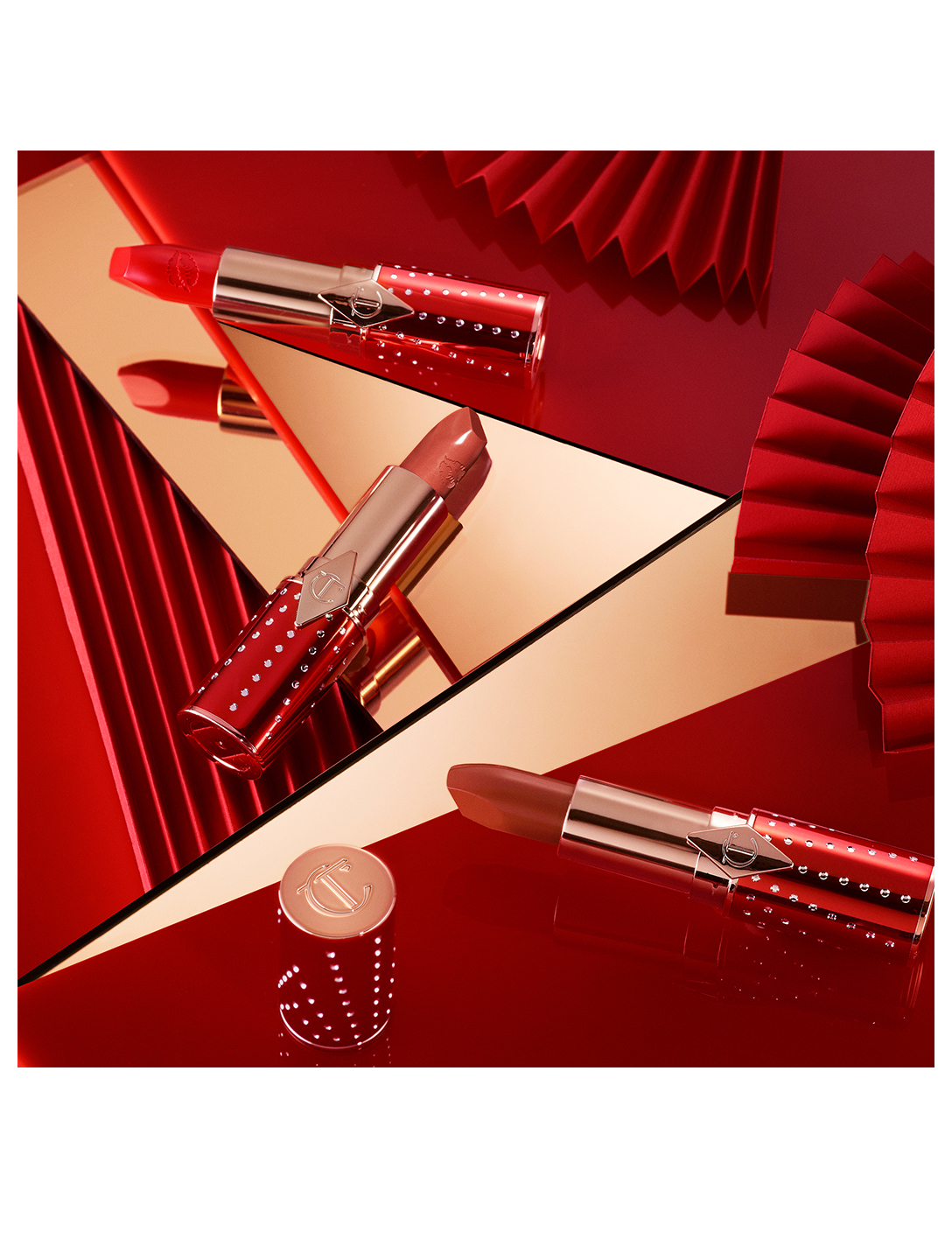 CHARLOTTE TILBURY Matte Revolution Lipstick - Lunar New Year Edition Beauty Red