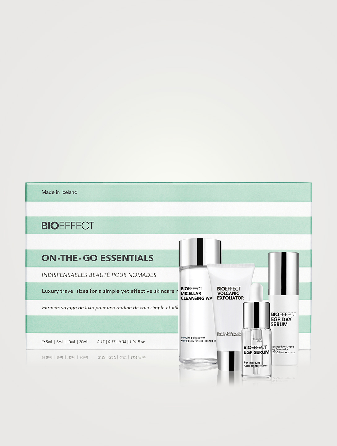 BIOEFFECT On-The-Go Essentials Beauty