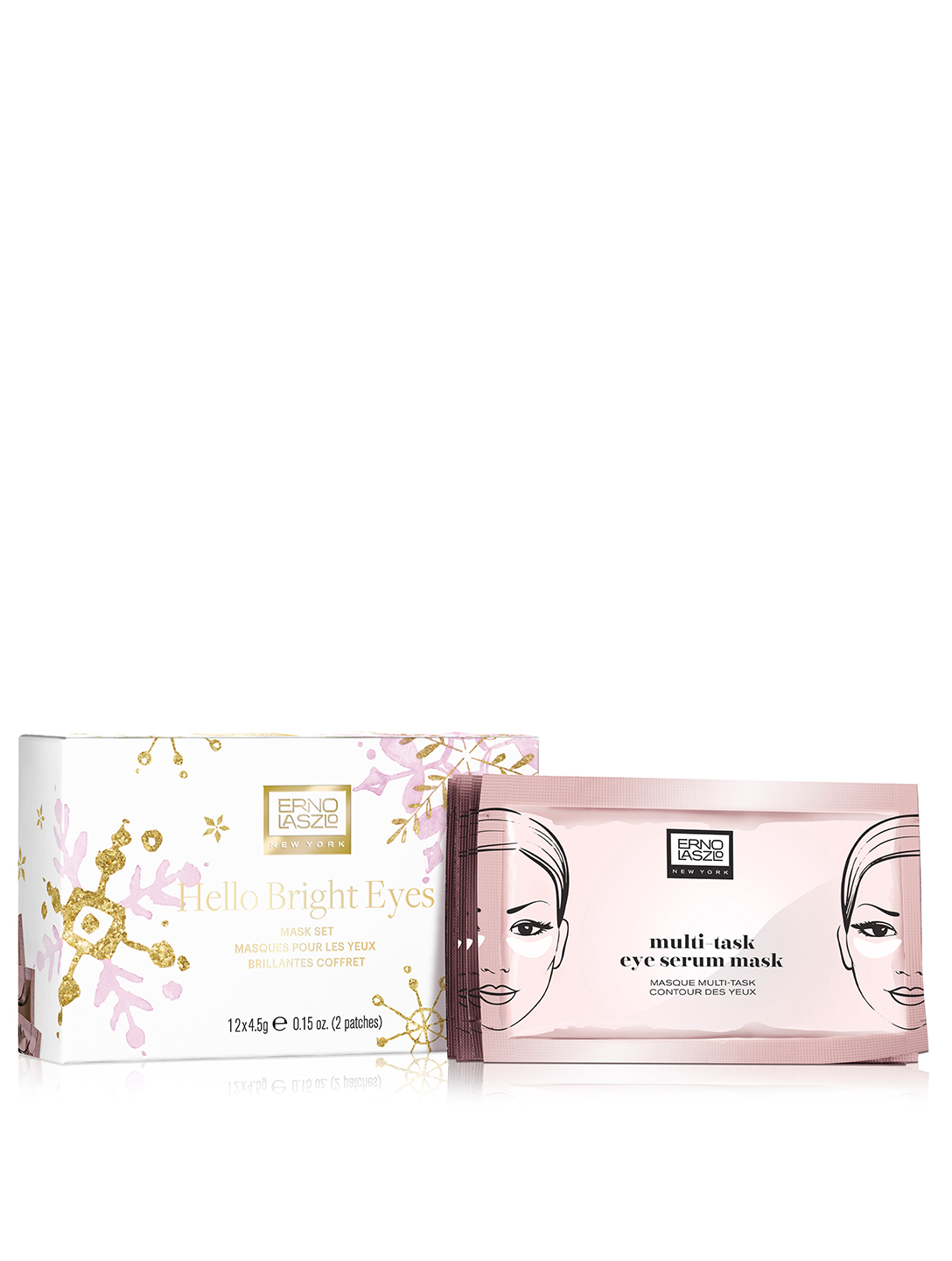 ERNO LASZLO Hello Bright Eyes Mask Set Beauty