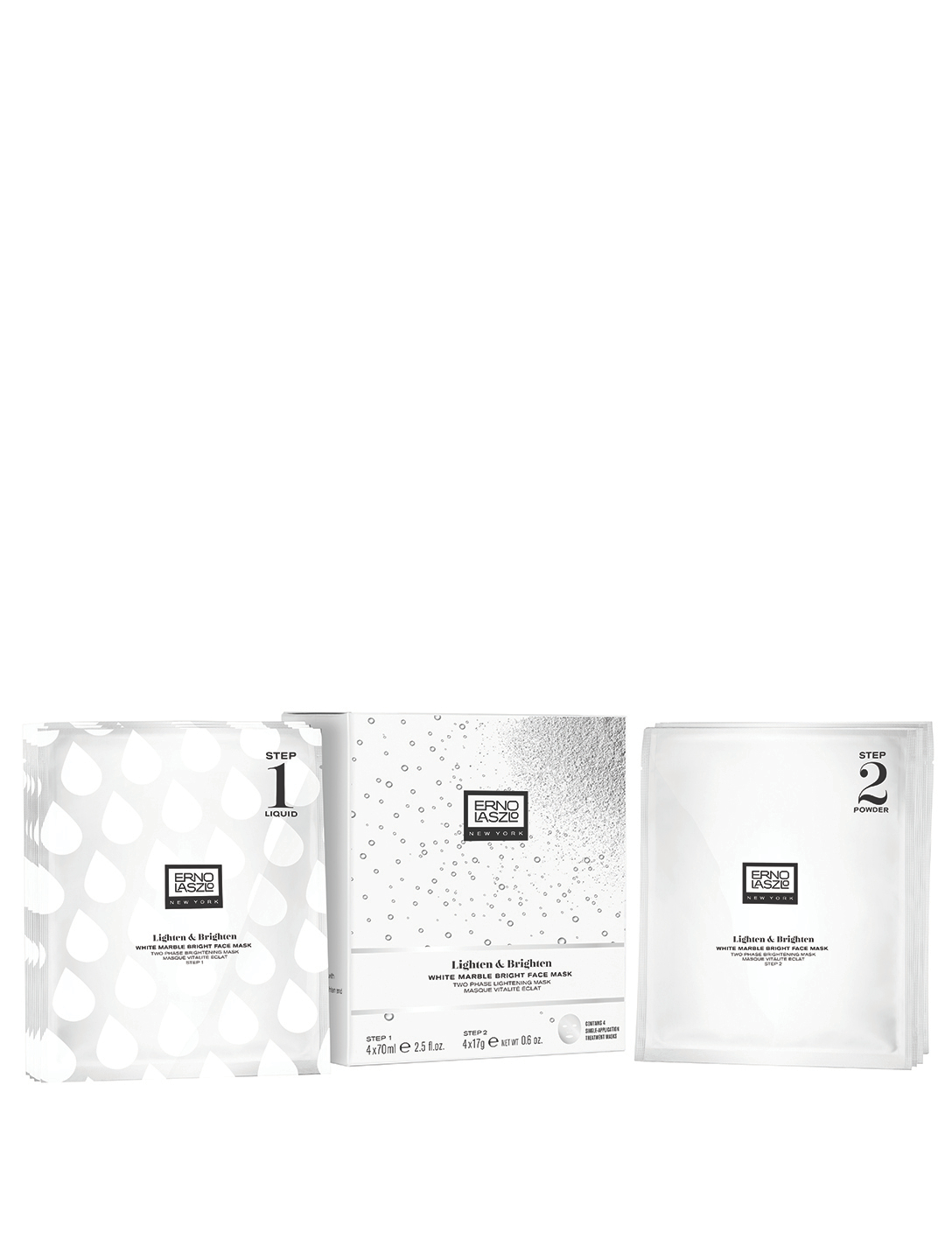ERNO LASZLO White Marble Bright Face Mask Beauty