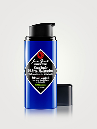 JACK BLACK Clean Break Oil Free Moisturizer Beauty