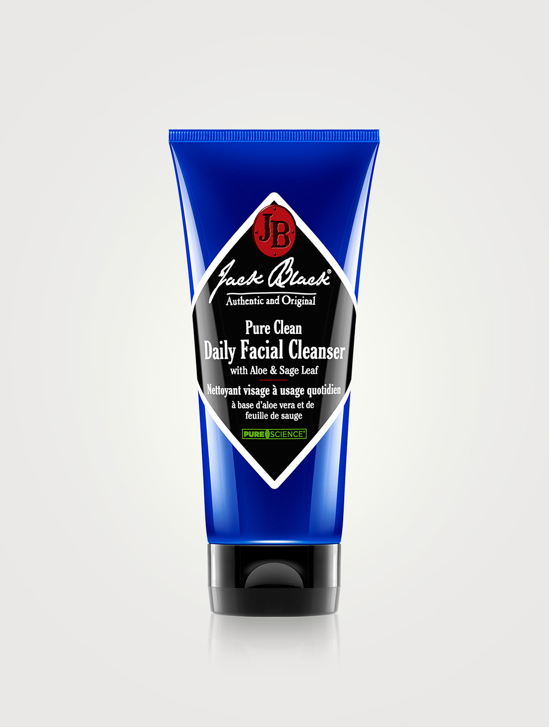 JACK BLACK Pure Clean Daily Facial Cleanser Beauty