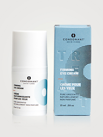 CONSONANT SKIN+CARE Ultra Firming Eye Cream Beauty