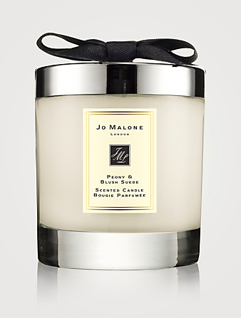 JO MALONE LONDON Bougie parfumée Peony & Blush Suede Beauté