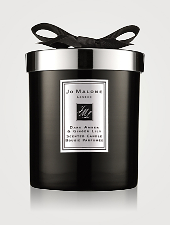 JO MALONE LONDON Dark Amber & Ginger Lily Home Candle Beauty