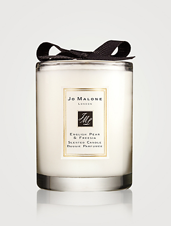 JO MALONE LONDON English Pear & Freesia Travel Candle Beauty