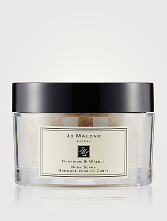JO MALONE LONDON Geranium & Walnut Body Scrub Beauty