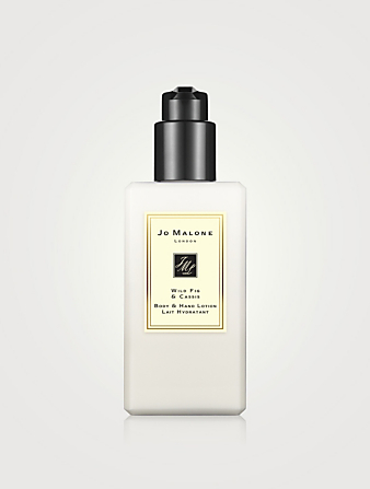 JO MALONE LONDON Lait hydratant Wild Fig & Cassis Beauté