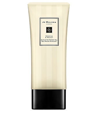 JO MALONE LONDON Geranium & Walnut Exfoliating Shower Gel Beauty