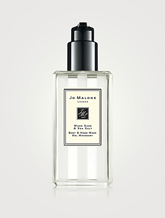 JO MALONE LONDON Gel moussant Wood Sage & Sea Salt Beauté