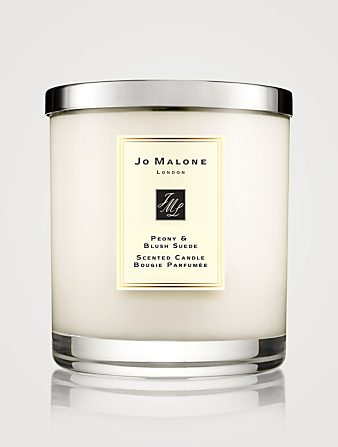 JO MALONE LONDON Peony & Blush Suede Luxury Candle Beauty