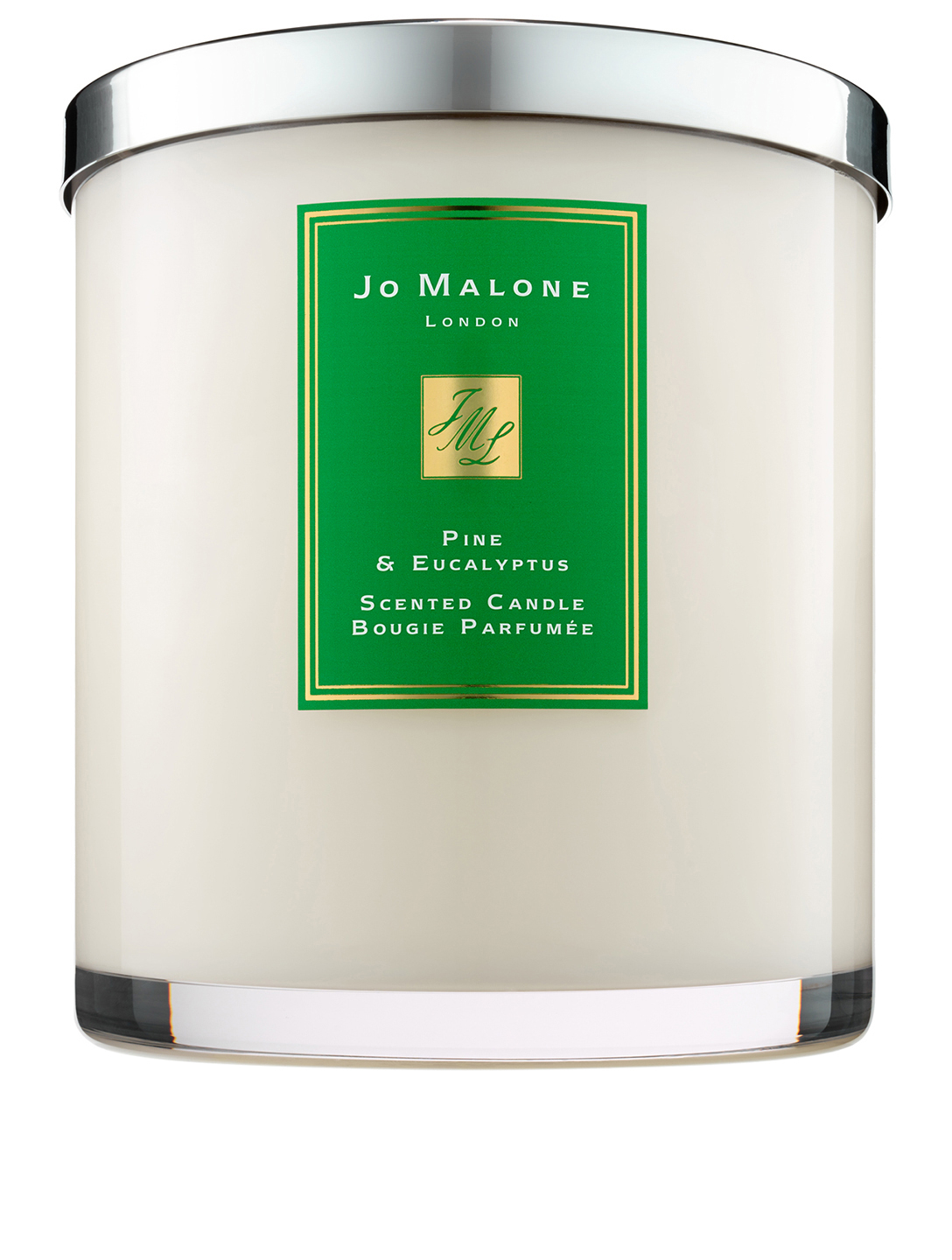 JO MALONE LONDON Pine & Eucalyptus Luxury Candle Beauty