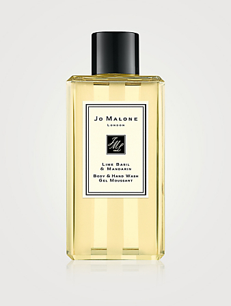JO MALONE LONDON Lime Basil & Mandarin Body & Hand Wash Beauty