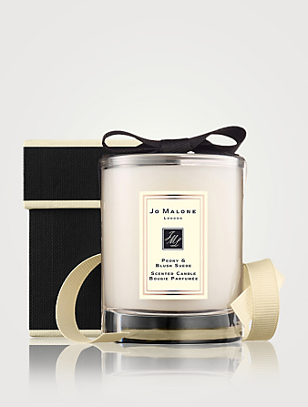 JO MALONE LONDON Peony & Blush Suede Travel Candle Beauty