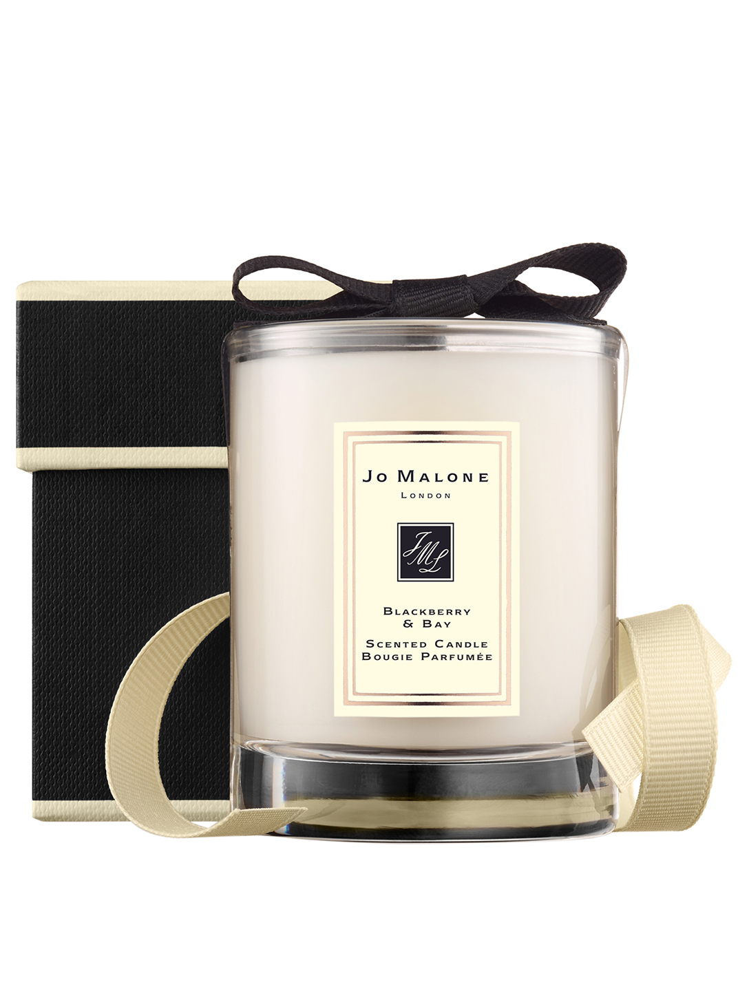 JO MALONE LONDON Blackberry & Bay Travel Candle Beauty
