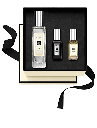 JO MALONE LONDON Trio fragrant Peony & Blush Suede Beauté