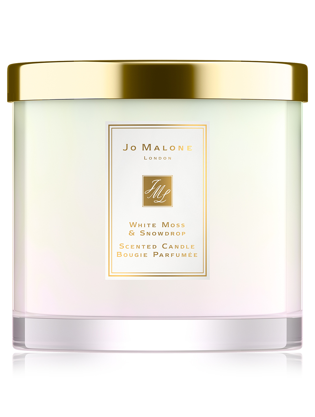 JO MALONE LONDON White Moss & Snowdrop Deluxe Candle Beauty