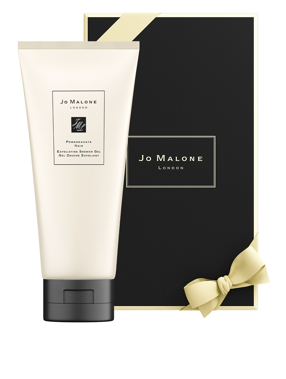 JO MALONE LONDON Gel douche exfoliant Pomegranate Noir Beauté