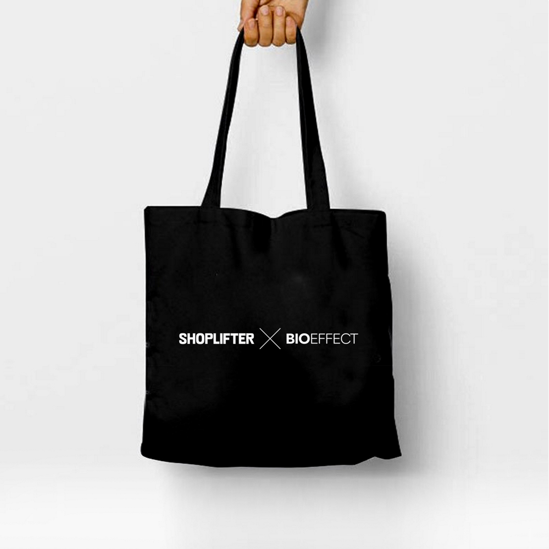 BIOEFFECT Shoplifter X BIOEFFECT Tote Bag Gift Collections No Color