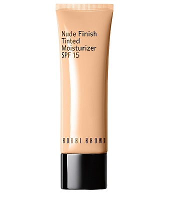 BOBBI BROWN Hydratant teinté FPS 15 Nude Finish Beauté Écru