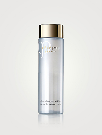 CLÉ DE PEAU BEAUTÉ Eye And Lip Makeup Remover Beauty