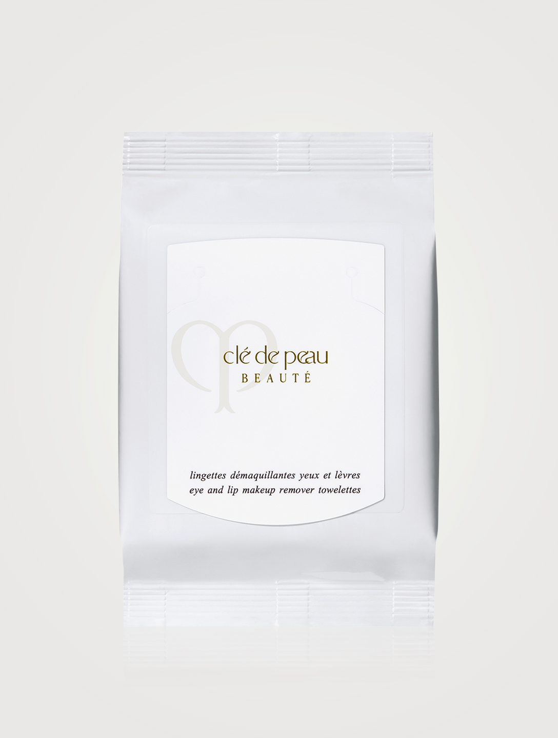 CLÉ DE PEAU BEAUTÉ Eye And Lip Makeup Remover Towelettes Beauty