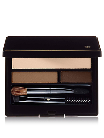 CLÉ DE PEAU BEAUTÉ Eyebrow and Eyeliner Compact Beauty Brown