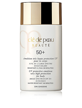 CLÉ DE PEAU BEAUTÉ UV Protective Emulsion For Body SPF 50+ Beauty