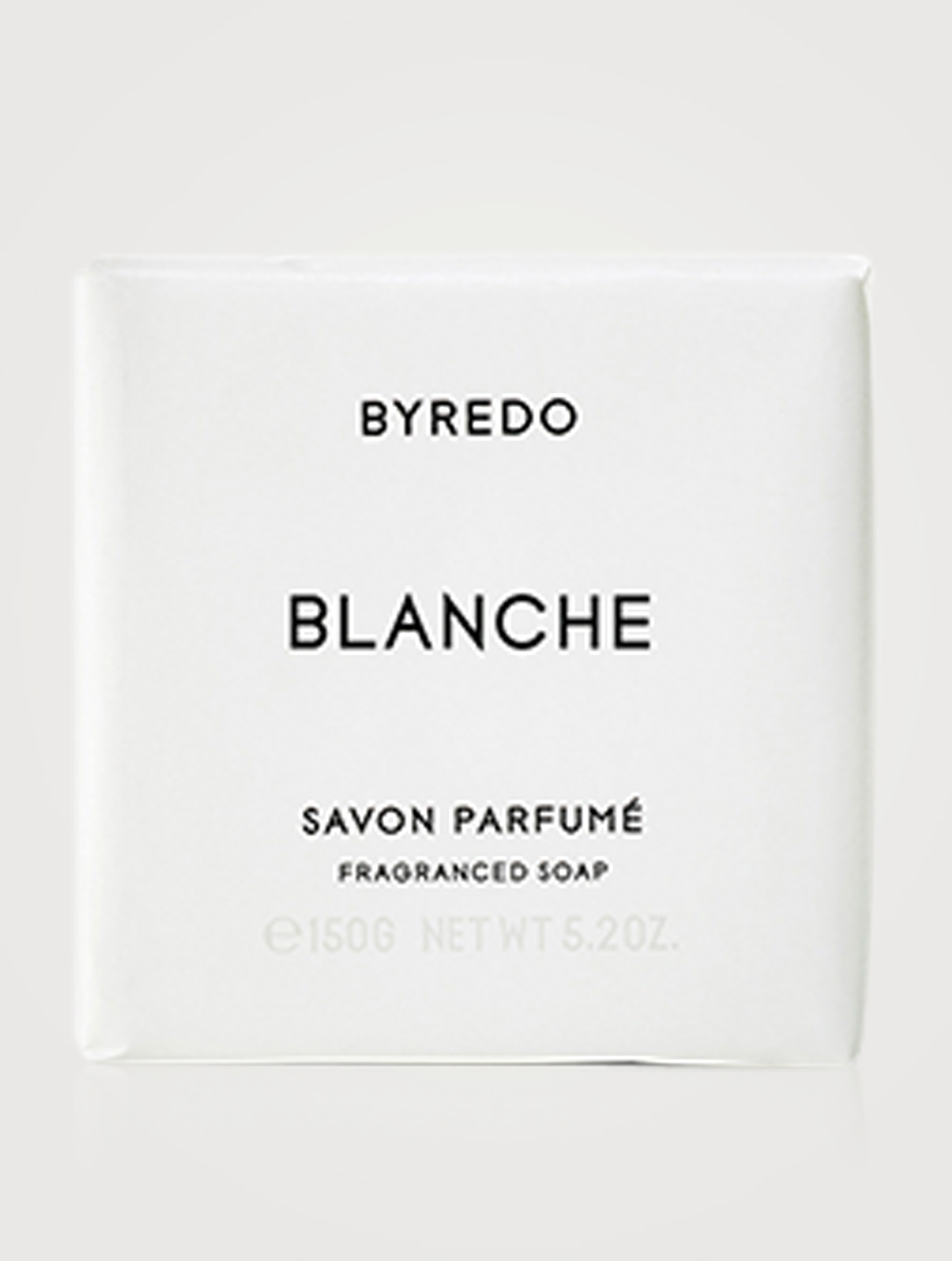 BYREDO Blanche Soap Bar Beauty