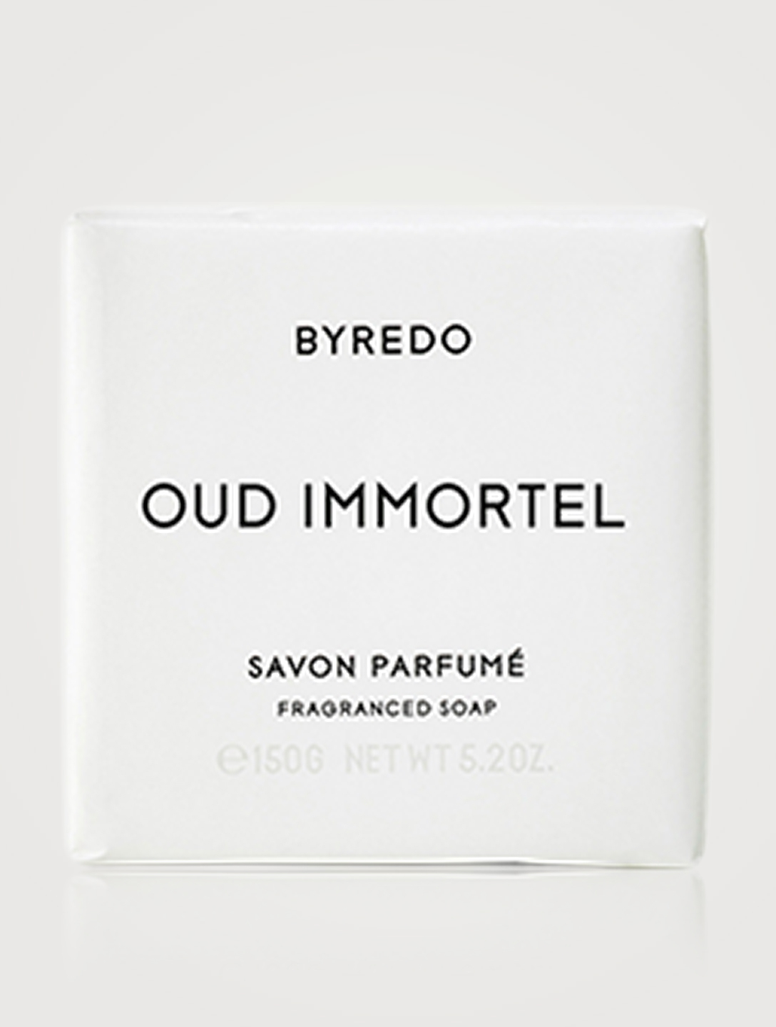 BYREDO Oud Immortel Soap Bar Beauty