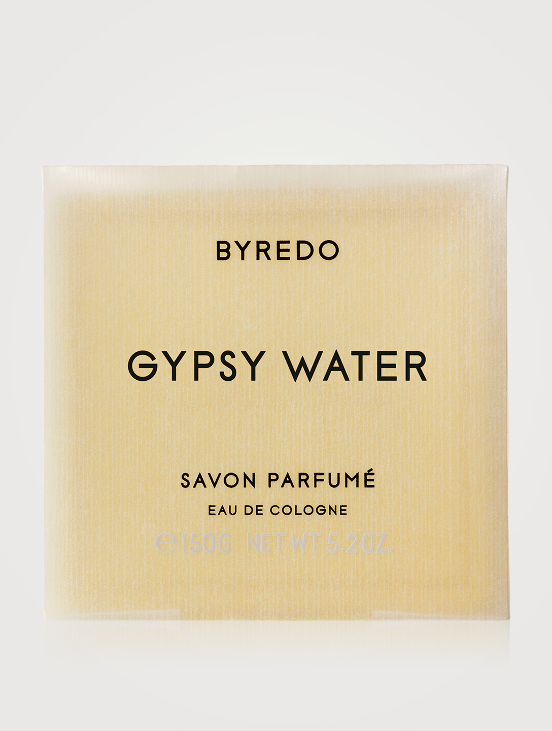 BYREDO Gypsy Water Cologne Soap Bar Beauty