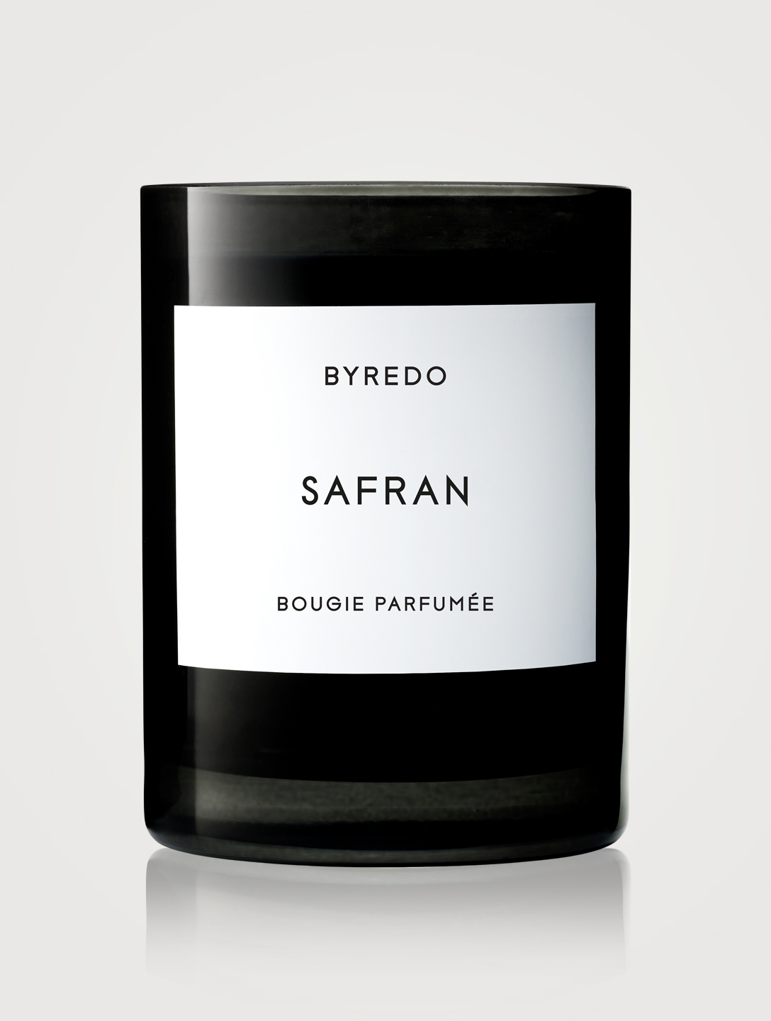 BYREDO Safran Candle Beauty
