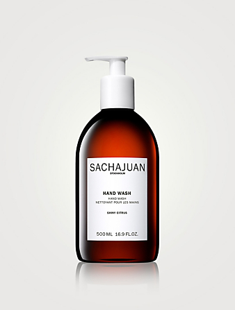SACHAJUAN Hand Wash Shiny Citrus Beauty