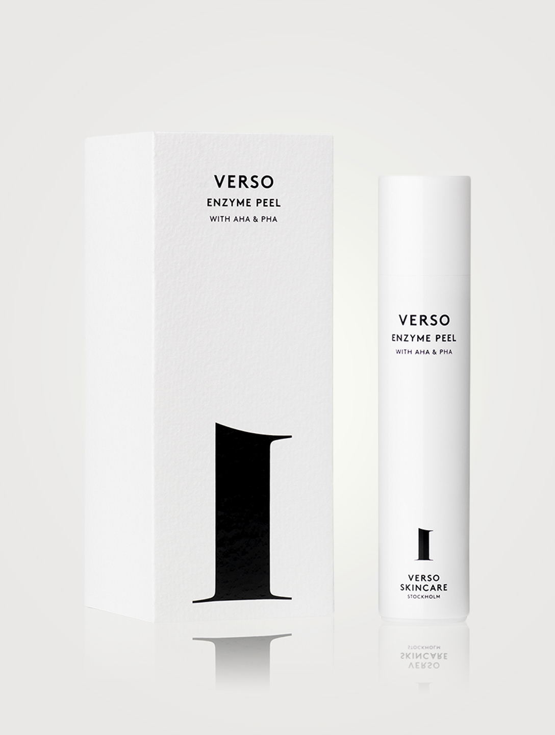VERSO Enzyme Peel Beauty