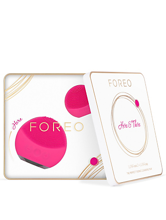 FOREO Coffret-cadeau Here and There Beauté