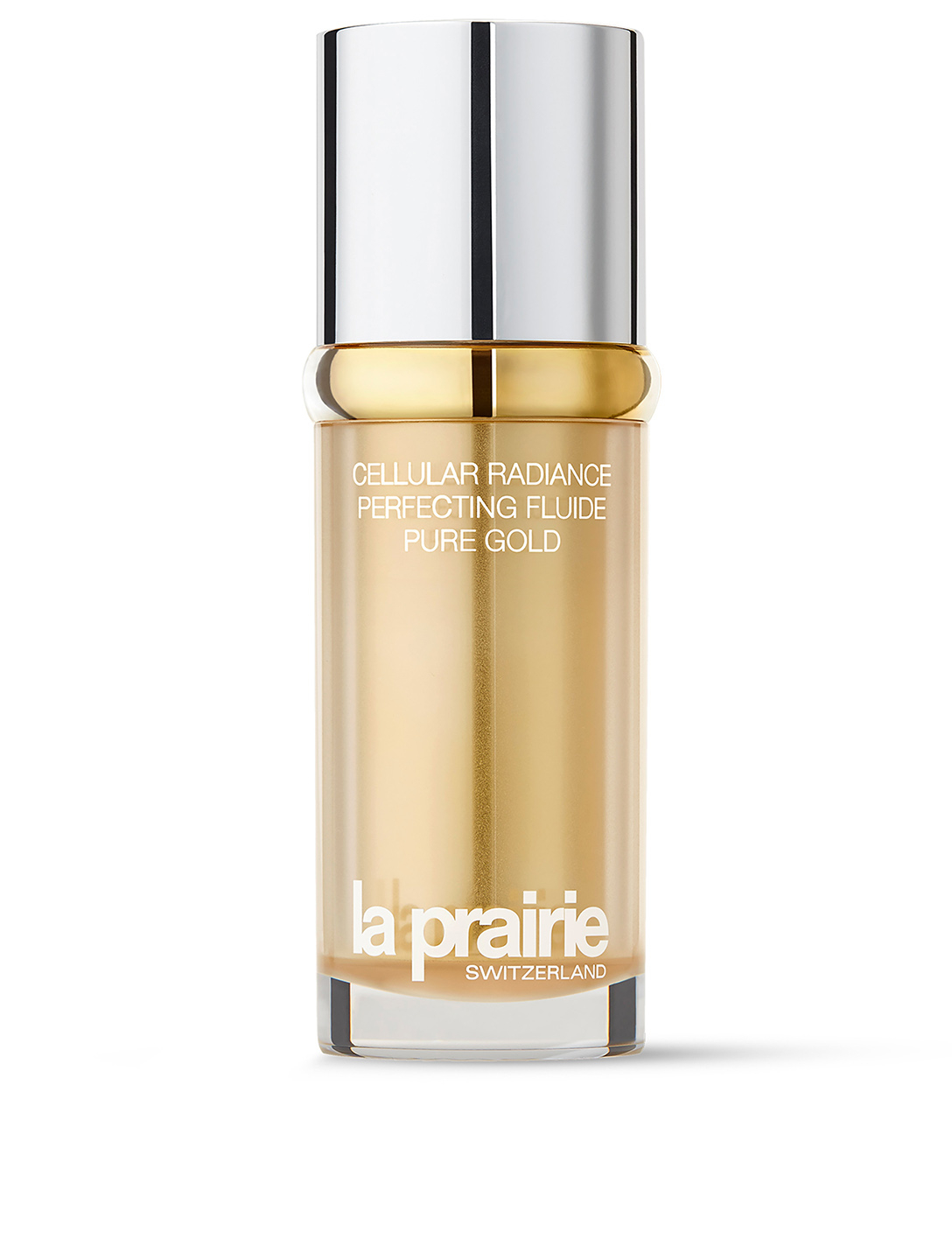 LA PRAIRIE Cellular Radiance Perfecting Fluide Pure Gold Beauty