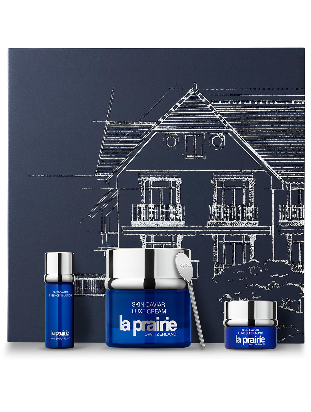 LA PRAIRIE Skin Caviar Indulgences Set Beauty