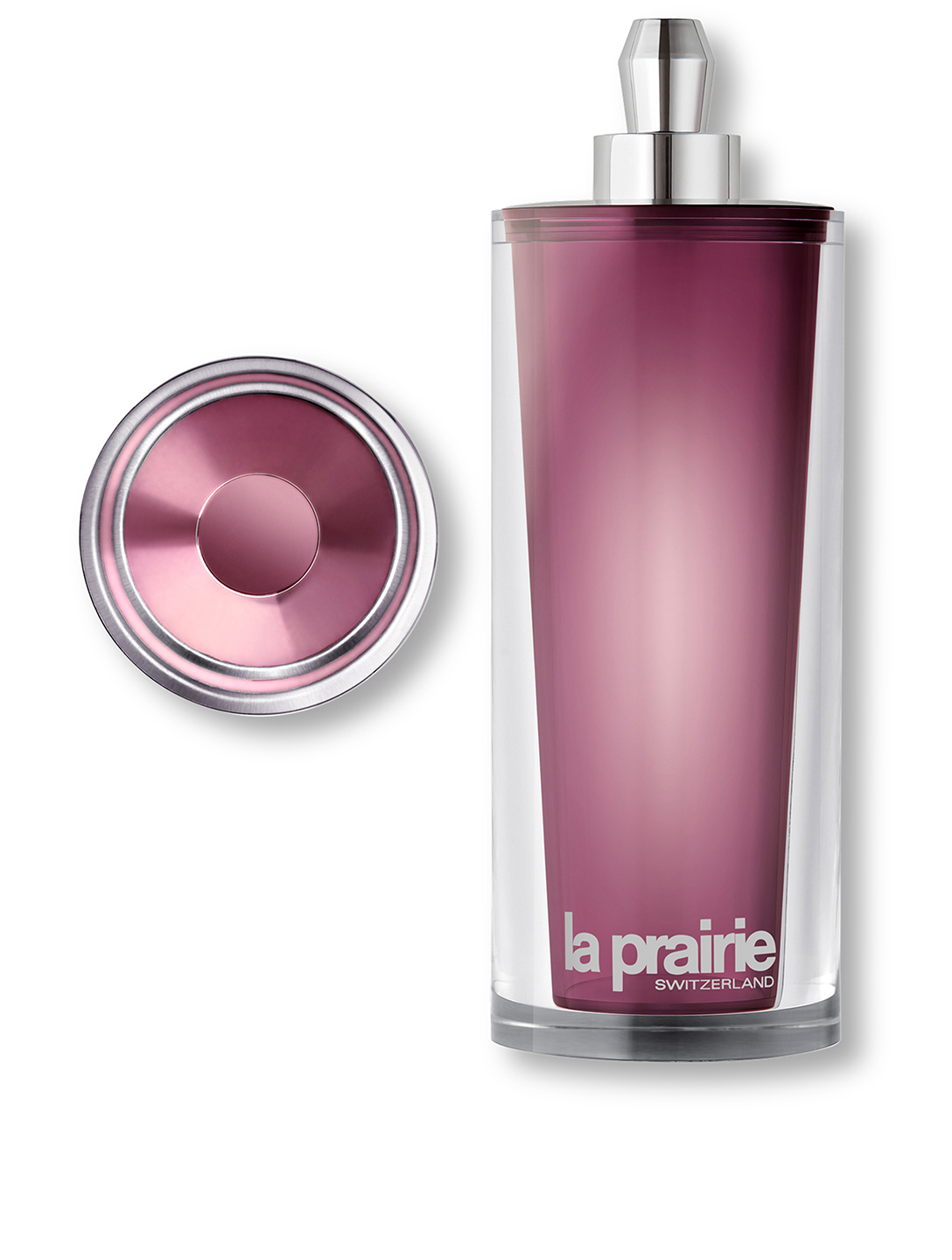 LA PRAIRIE Platinum Rare Cellular Life-Lotion Beauty