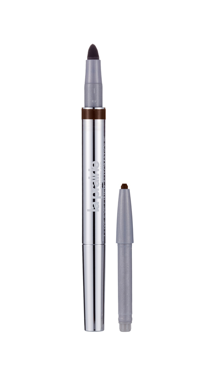 LA PRAIRIE Long-Wear Eye Definer with Sponge-Tip Applicator Beauty Brown