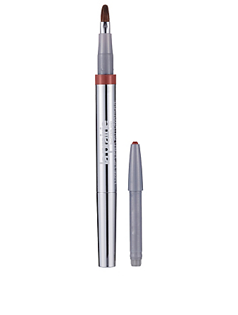 LA PRAIRIE Lip Pencil with Professional Lip Brush Beauty Brown