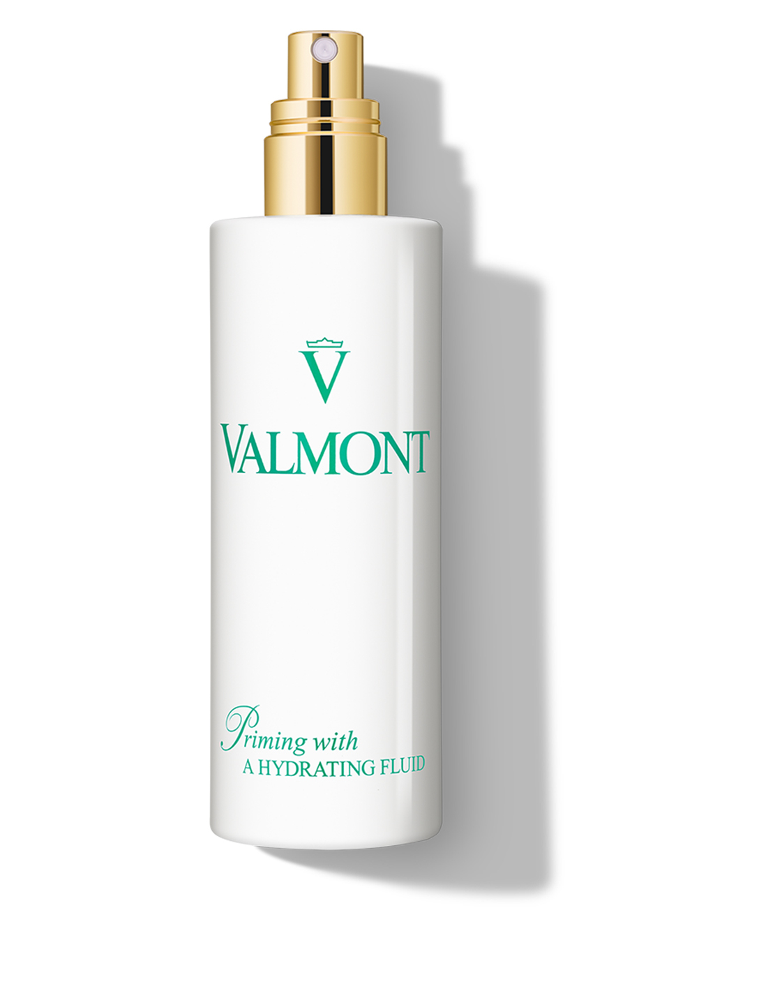 VALMONT PRIMING WITH A HYDRATING FLUID - Moisturizing Priming Mist For Face & Body Beauty
