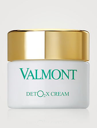 VALMONT DETO2X CREAM - Oxygenating And Detoxifying Face Cream Beauty