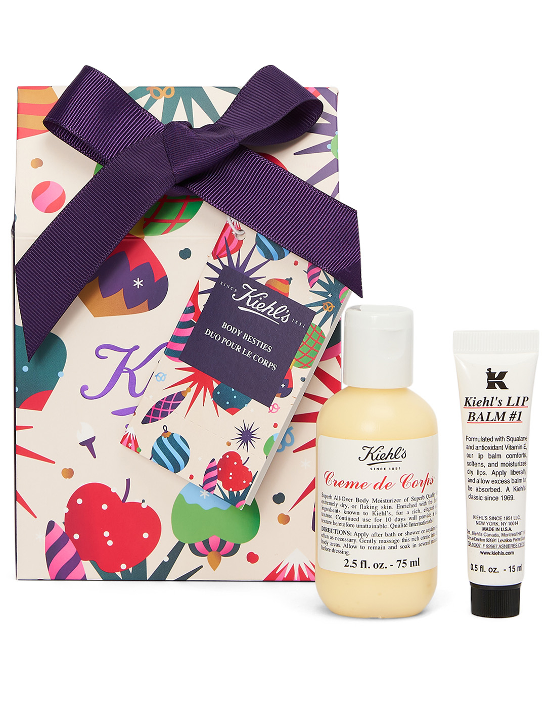 KIEHL'S Body Besties Gift Set - Holiday Edition Beauty