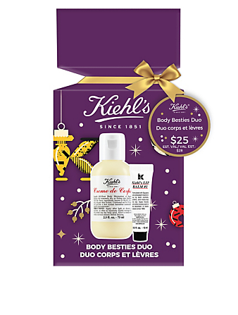 KIEHL'S Body Besties Duo Beauty
