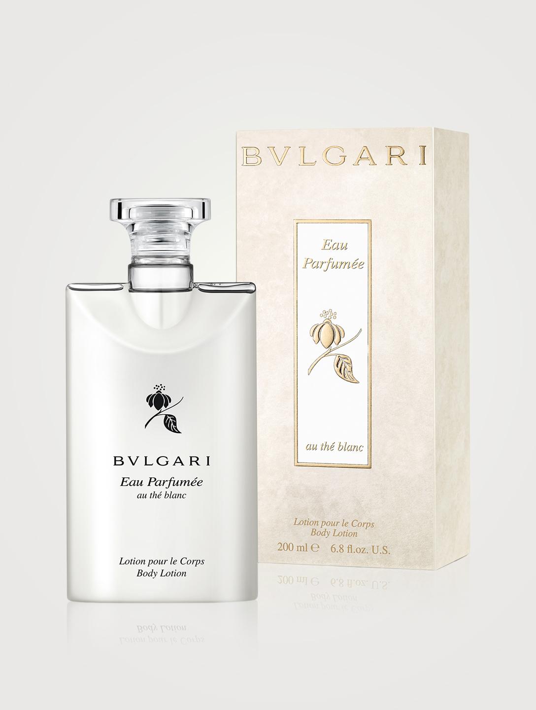 BVLGARI Lotion pour le corps Eau Parfumée au thé blanc   Holt Renfrew 5a92df78d28