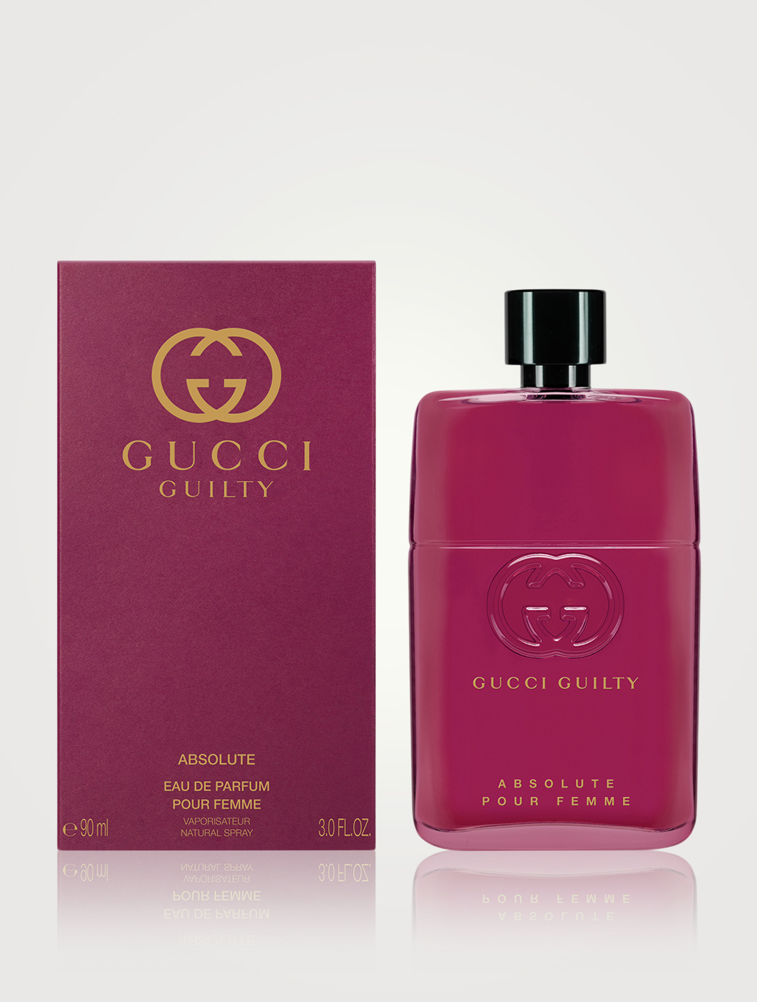 GUCCI Gucci Guilty Absolute For Her Beauty