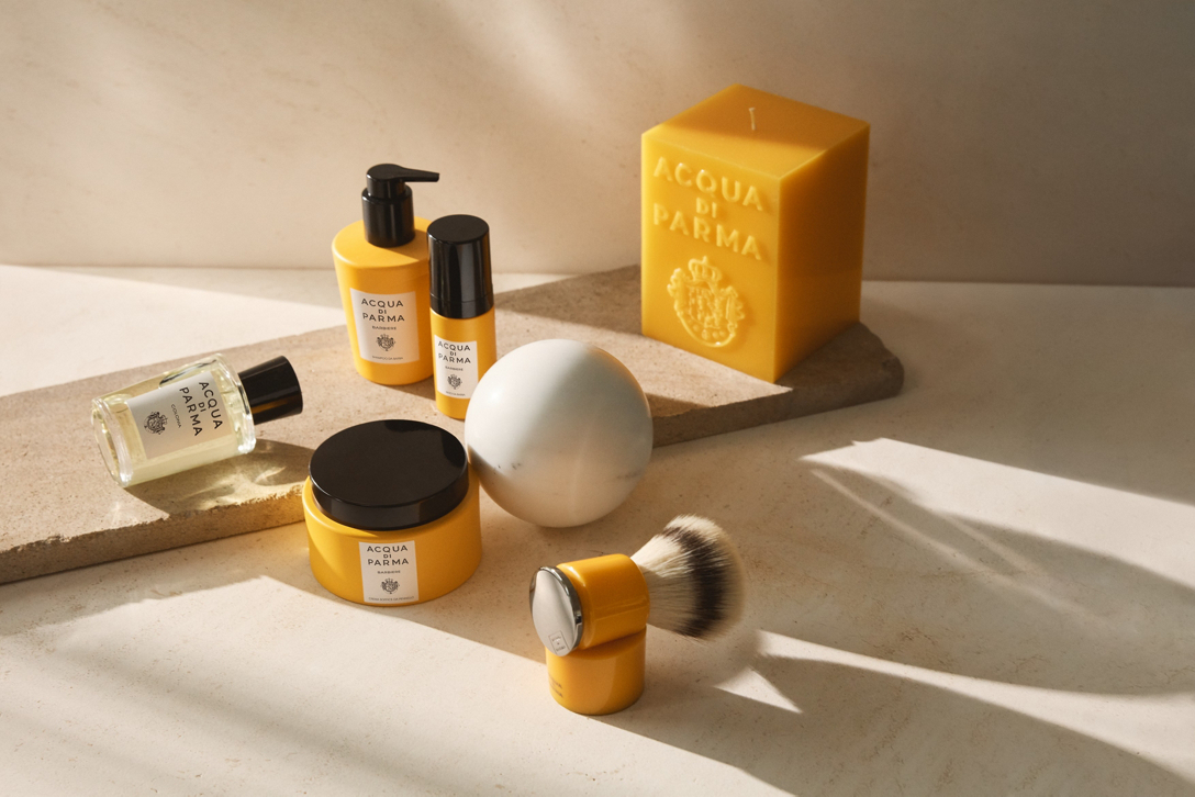 ACQUA DI PARMA Bariere Soft Shaving Cream Beauty