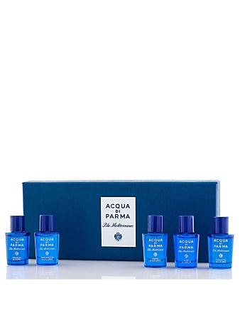 ACQUA DI PARMA Coffret de miniatures Blu Mediterraneo Beauté