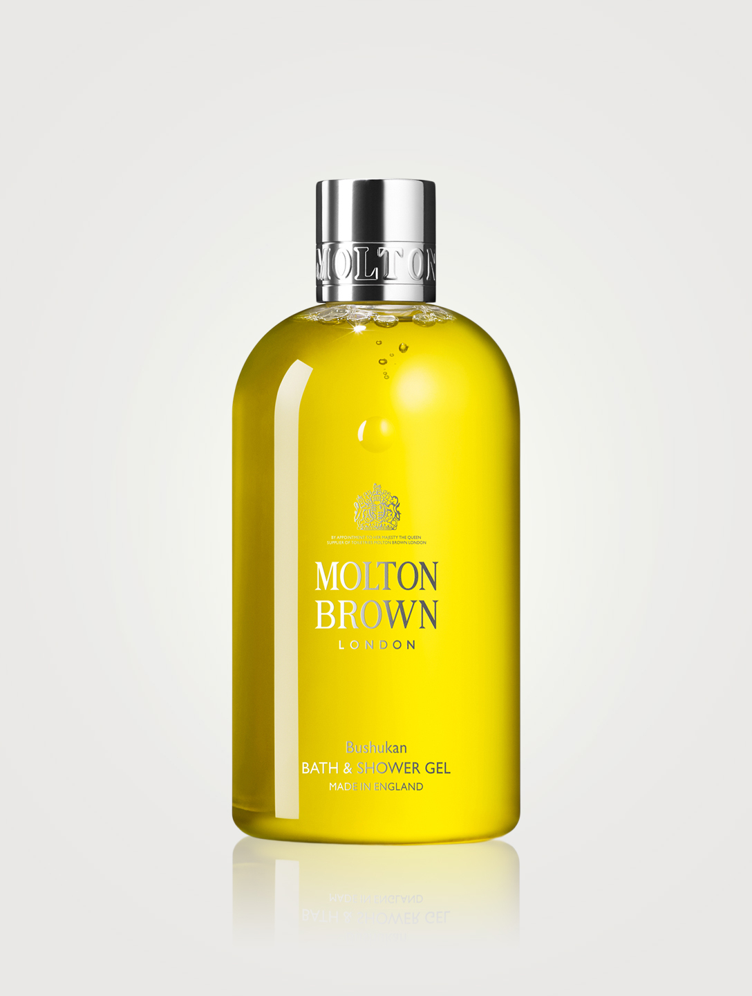 MOLTON BROWN Bushukan Bath & Shower Gel Beauty