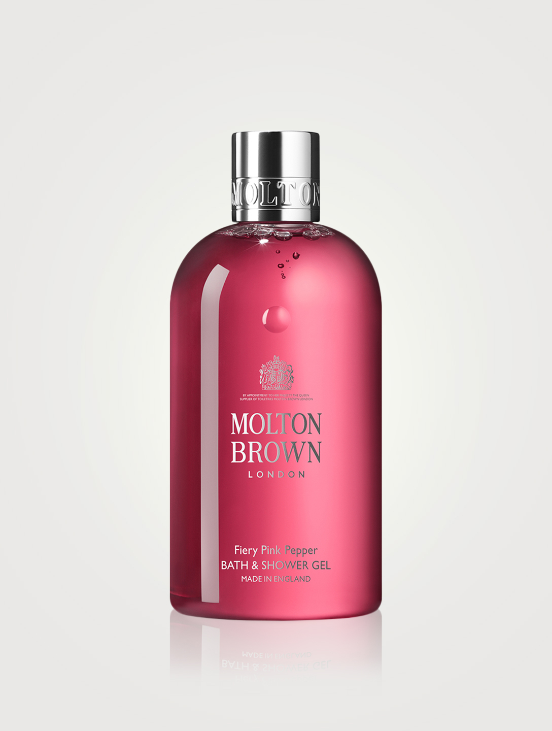 MOLTON BROWN Gel douche Fiery Pink Pepperpod Beauté
